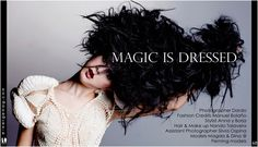 E-merge Magazine (Brazil) Hair & Make Up: Nando Talavera.