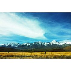 Sierra Nevada Mts. California