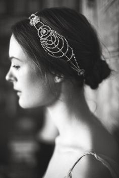 lovely headband.