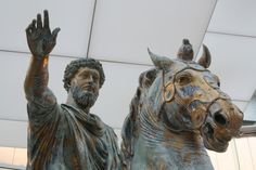 It is very common to hear in both academic circles, as well as more close-knit Stoic circles, Marcus Aurelius (121 – 180 CE) being referred to as the philosopher king. Marcus Aurelius was definitely an amazing individual. He was adopted first by the Emperor Hadrian (76 – 138 CE) and then later by Antoninus Pius (86 – 161 CE). Marcus was educated by the best teachers in rhetoric, poetry, Greek, Latin, and of course, philosophy. The latter is the subject that he prized above all. -- AHE