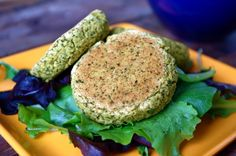 Delicious and Simple Baked Kale Falafel (Vegan & Gluten Free!) ...and Fave Five Friday: Chickpea Deliciousness!