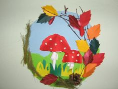 Kliknij aby zmniejszyć Fall Art Projects, School Art Projects, Projects For Kids, Pumpkin Crafts, Fall Crafts, Diy And Crafts, Paper Crafts, Animal Crafts For Kids, Diy For Kids