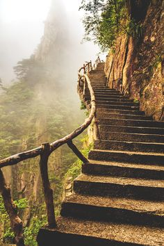 Challenge yourself with this Stairway to Heaven jigsaw puzzle for free. 287 others took a break from the world and solved it. Stairway To Heaven, Path To Heaven, Heaven Art, Beautiful World, Beautiful Places, Beautiful Stairs, Wonderful Places, Amazing Places, Foto Nature
