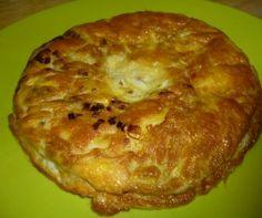 Tortilla de ajos tiernos por Mireia Nogué. Receta realizada con Chef Plus Induction