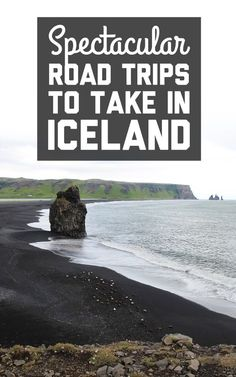 If you're planning a trip to Reykjavik, you should definitely take these two road trips in Iceland! Find the full itinerary on A Globe Well Travelled