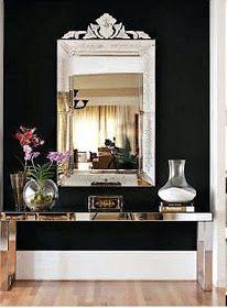 Construindo Minha Casa Clean: Aparadores Modernos e Vintage!!! Inspirações para encher os olhos!