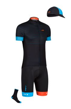 DHB Blok cycling kit