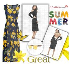 """""""11. Get the Look"""" by glosaryy ❤ liked on Polyvore featuring Summer and dress"""