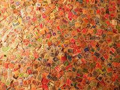 Catawiki Online-Auktionshaus: Welt – Große Partie ca. 150.000 Marken in 3 Kartons