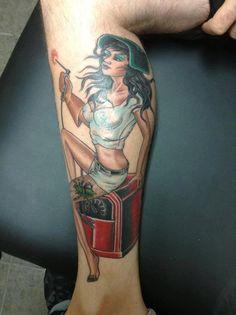 Weld tattoo tattoos pinterest tattoos and body art for Tattoo corpus christi