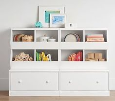 Storage Wall Systems For Kids | Pottery Barn Kids