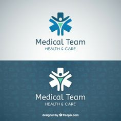 Ideas Medical Logo Design Branding Simple For 2019 Initials Logo, Monogram Logo, Medicine Logo, Free Logo Templates, Pharmacy Design, Medical Design, Medical Art, Healthcare Design, Health Logo