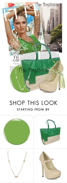 """""""The Bagtigue 9"""" by elmaman ❤ liked on Polyvore featuring Kershaw, Tory Burch, Kate Spade and Bagtique"""