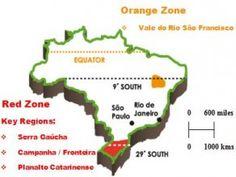 Handover to Rio 2016 – Introduction to Brazilian wine and Brazilian wine regions