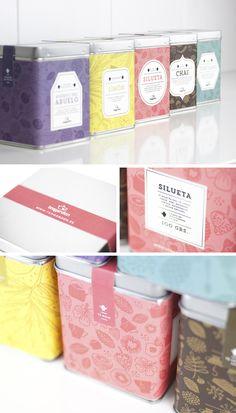 Tea Garden: 1 packaging para saborear con los 5 sentidos