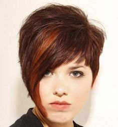 Asymmetrical Bobs With Bangs | http://www.short-hairstyles.co/asymmetrical-bobs-with-bangs.html