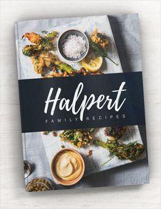 InDesign Cookbook & Recipe Template
