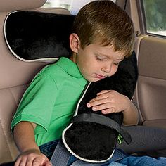 The Snoozer Seat Belt Pillow