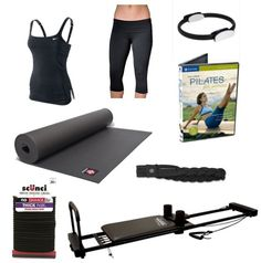 ProYo has 20g of protein that will power you up for any activity! Once you are done enjoying your guilt-free treat, you'll need the right gear to have a successful workout! Pilates is a great workout!
