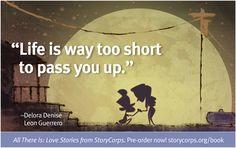 Storycorps e-cards. Love.