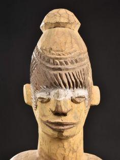 "Figure, ""alusi"" - Hammer Auctions, Basel - Switzerland Basel, Switzerland, Statue, Auction, Sculptures, Sculpture"