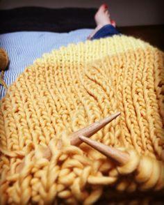 knitting my love ❤️