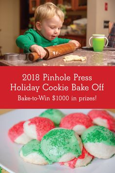 Because the holidays can never be too sweet! Bake to win $1,000+ in prizes from Pinhole Press and foodie brands and bloggers that we've all come to love. #BakingCheerThisYear #ChristmasCookies #holiday #cookies #bakingwithkids Simple Photo, Baking With Kids, Cool Diy Projects, Holiday Cookies, Holiday Baking, Some Fun, Cheer, Photo Gifts, Holidays