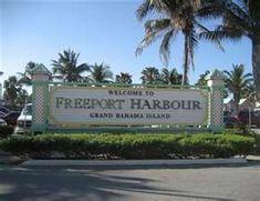 i WILL be back! Freeport Bahamas