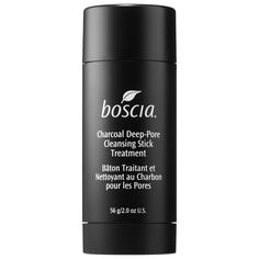 Charcoal Deep-Pore Cleansing Stick Treatment - boscia   Sephora