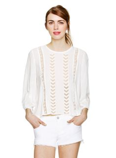 Entendre Blouse by Aritzia #aritziacleanslate