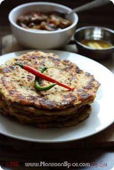 Monsoon Spice | Unveil the Magic of Spices...: Cabbage Akki Rotti Recipe | Gluten Free Spicy Cabbage Flat Bread Recipe