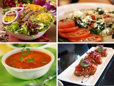 Lasañas, cremas, pizzas, guisos, ensaladas, batidos, tartas… ¡y todavía hay quien piensa que los veganos comemos sólo verduras al vapor!