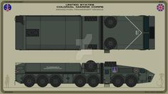 Large Roll-On / Roll-Off Transports capable of routine planetary landings are required. Army Vehicles, Armored Vehicles, Scrap Mechanics, Mobile Command Center, Aliens Colonial Marines, Science Fiction, Fuel Truck, Tank Armor, Sci Fi Series