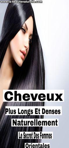 Cheveux plus longs et denses naturellement : Le secret des femmes orientales Dying My Hair, Afro, Hair Care, Braids, Hair Beauty, Hairstyle, Affirmations, Muffins, Hair
