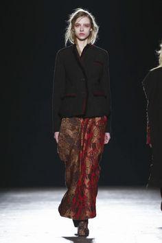 Uma Wang Ready To Wear Fall Winter 2016 Milan