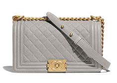 In my mind, there's only one good thing about the dreary period of late January we're in right now: a new Chanel collection of bags over which to fawn. Thankfully, Chanel Pre-Collection Spring 2018 has arrived with colors both bright and pale to remind us that warmer weather is indeed on the way. And this …