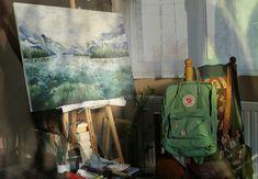 The hufflepuff aesthetic art practice material de desenho, v Studio Ghibli, Cassandra Calin, Jm Barrie, Art Hoe Aesthetic, Aesthetic Green, Aesthetic Painting, Amarillis, Kiki Delivery, Perfect Day