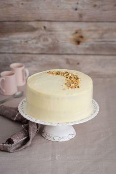 Food and Cook by trotamundos Homemade Desserts, Sweet Desserts, Sweet Recipes, Cake Recipes, Cake Cookies, Cupcake Cakes, Carrot Cake Cheesecake, Cake & Co, Sweet Tarts