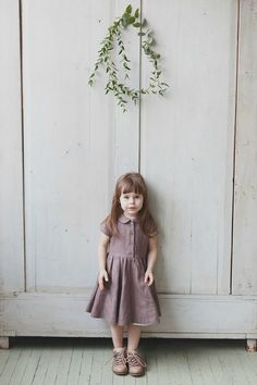 Son de Flor, Clothes with a Touch of Nostalgia- Petit & Small
