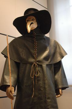 Plague Doctor - Costume idea
