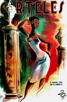 Vintage: Carteles Magazine (Cuba, 1919-1960)