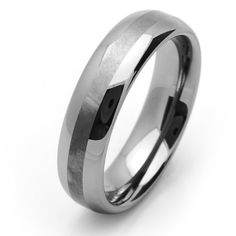 Valentines Day 6MM Comfort Fit Tungsten Carbide Wedding Band Domed Ring For Men & Women (5 to 15) Cobalt Free Double Accent. $19.99. Tungsten Wedding Band. Cobalt Free. Comfort Fit. Prompt Shipping