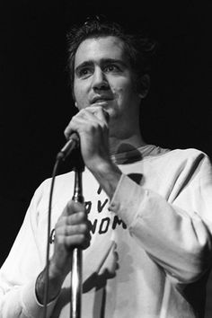 Andy Kaufman at the Los Angeles Improv