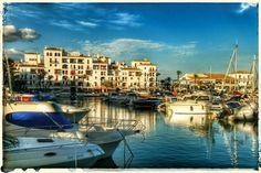 Puerto de La Duquesa. Manilva. Málaga. España.