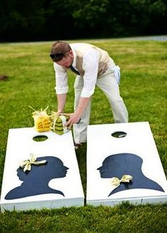 If I could go back, I would have these at my wedding! Beautiful idea!