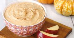 Healthy Pumpkin Pie Dip Recipe - 1 sp / 3 Tbsps (1/6 of recipe)