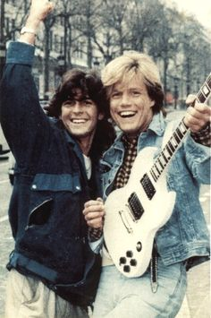 GROUPE MODERN TALKING ANNEES 80's TOP50