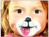 47 Best Fast Face Painting Designs Images Childrens Makeup