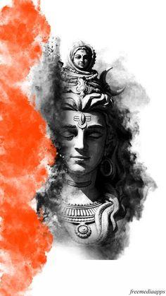 mahadev tattoo is for your god luck Shiva Linga, Mahakal Shiva, Shiva Statue, Krishna Hindu, R6 Wallpaper, Mahadev Hd Wallpaper, Watch Wallpaper, Camera Wallpaper, Cartoon Wallpaper