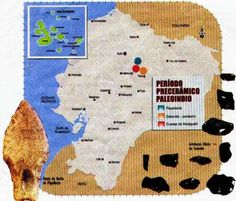 PERÍODO  PRECERÁMICO.   8000 A.C.-3500 A.C.